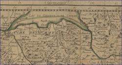 carte-du-chablais-xviii-eme-1747