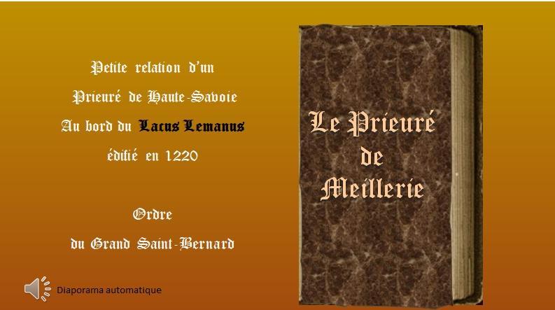Presentation pps du prieure