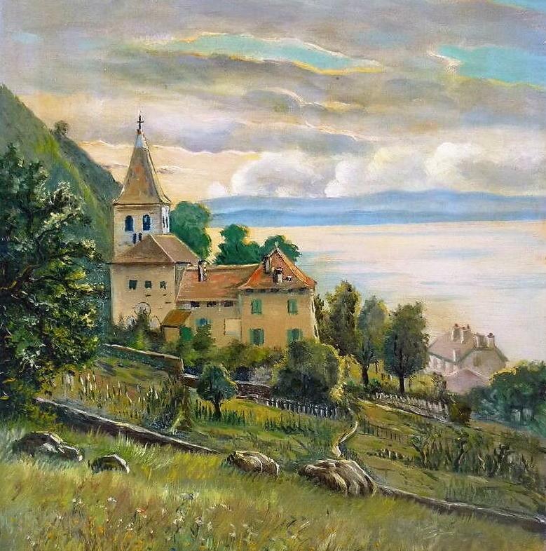 Ruffin prieuré par André Ruffin